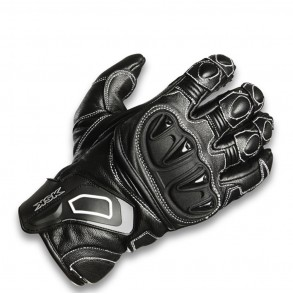 gant moto scooter mi saison noir racing ksk