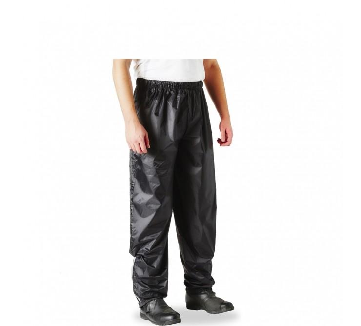 pantalon de pluie moto scooter noir um