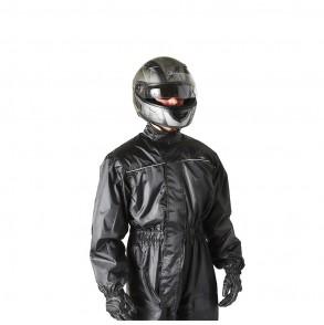 combinaison de pluie moto scooter noir um