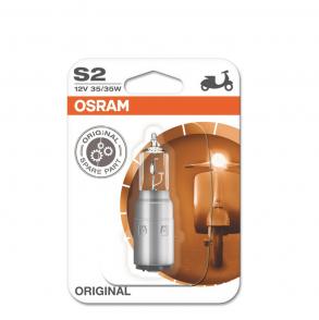 Ampoule-S2-12V-35/35W-moto-OSRAM-scooteo