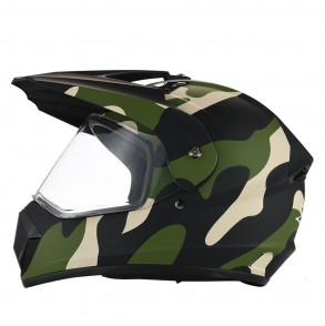 Casque Cross Camo KSK