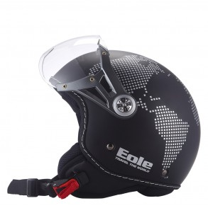 Casque Jet EOLE World