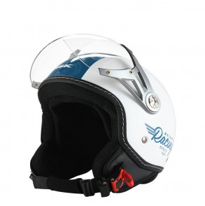 Casque Jet Racing