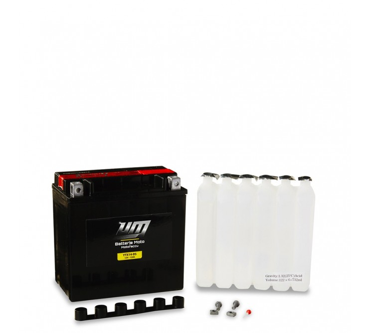 Batterie Moto / Scooter - YTX14-BS
