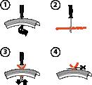 mode d'emploi kit de réparation pneu