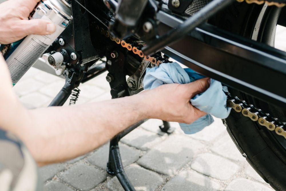 Comment entretenir sa chaîne moto ?
