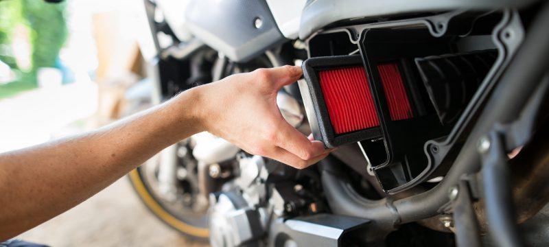 changer son filtre a air moto
